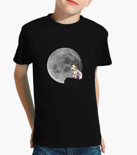 Abbigliamento bambino mononoke moon