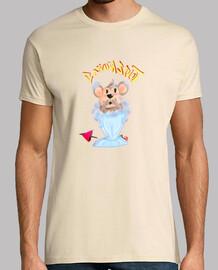 monopi  tee shirt