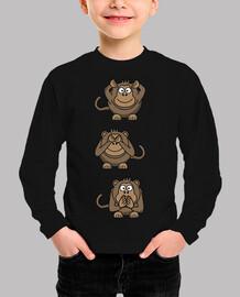 Monos / Ver Oir y Callar