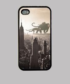 Monos gigantes en Nueva York