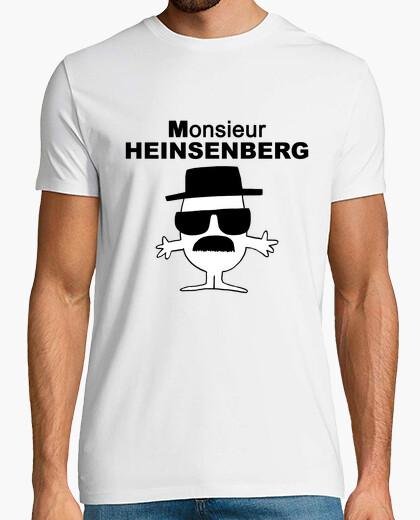 Tee-shirt Monsieur Heinsenberg