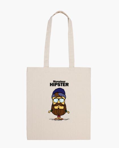 Bolsa Monsieur Hipster