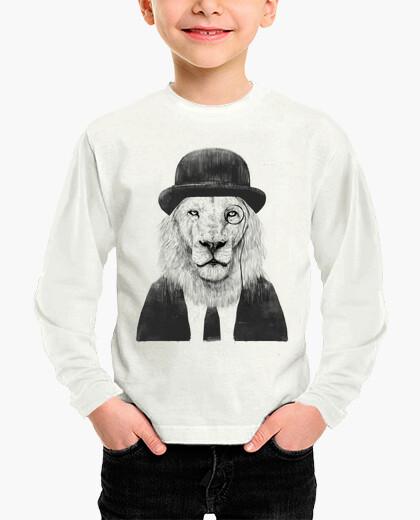 Vêtements enfant monsieur lion