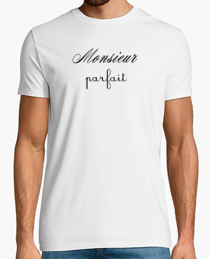 Tee-shirt Monsieur Parfait