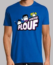 Monsieur Plouf logo