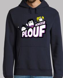 Monsieur Plouf logo II