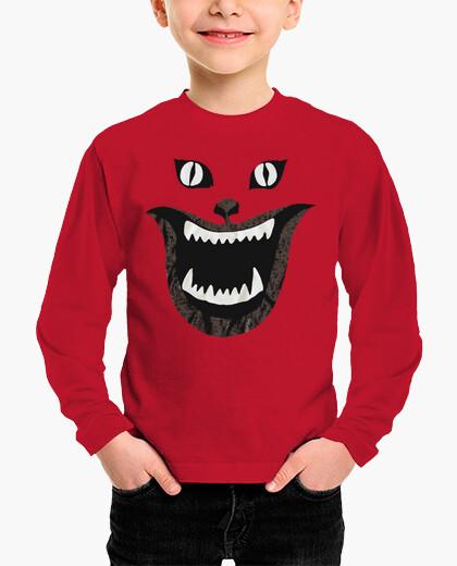 Ropa infantil Monster Cat Face