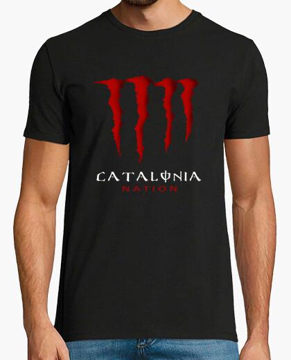 T-shirt monster catalogna