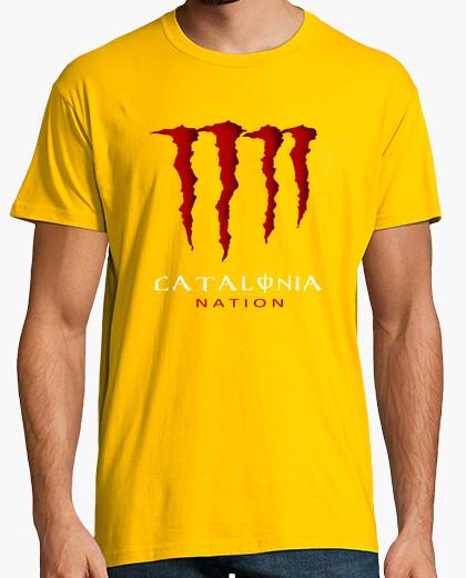 Camiseta Monster Catalonia