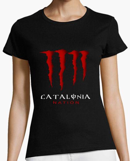 Monster catalonia t-shirt