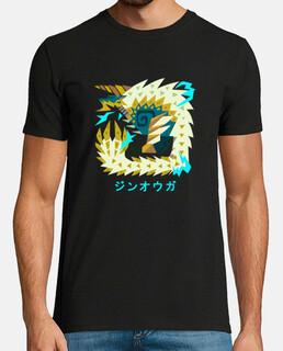 Monster Hunter World Iceborne, Zinogre Katakana