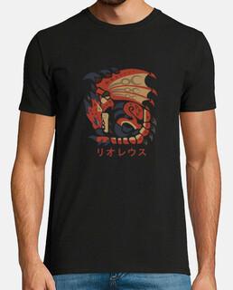 Monster Hunter World, Rathalos Katakana