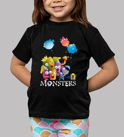 Monster negro