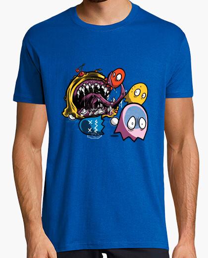 Tee-shirt monster pacman t-shirt