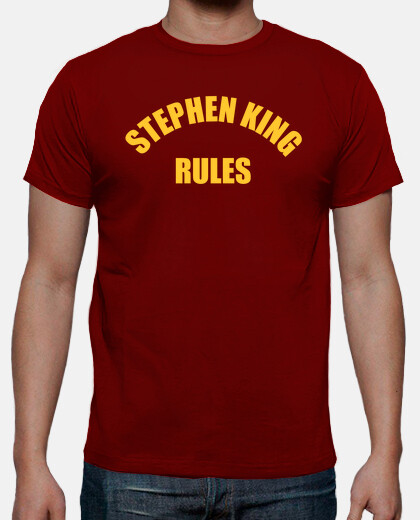 Camisetas Monster Squad - Stephen King
