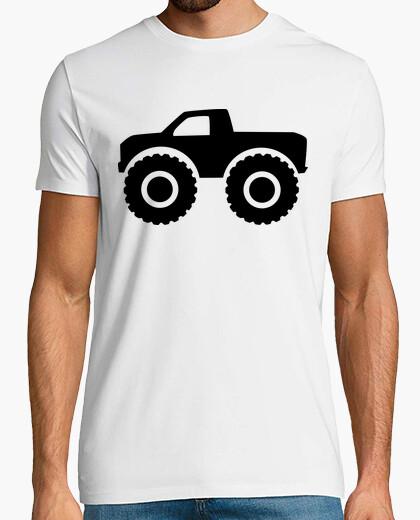 T-shirt monster truck