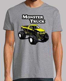 Monster Truck - Yellow