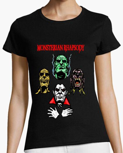 Tee-shirt Monsterian rhapsodie