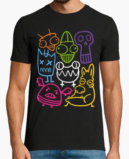 Camiseta MONSTERS