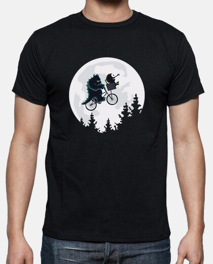 monsters amis -  tee shirt  homme