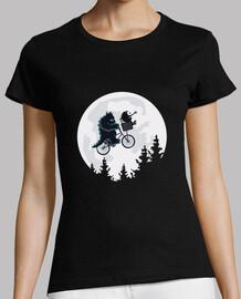 monsters friends - t-shirt donna