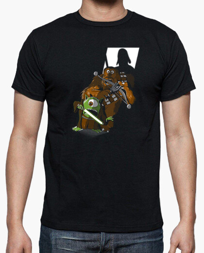 Camiseta Monsters wars