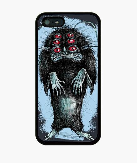 Coque iPhone monstre dans mon placard