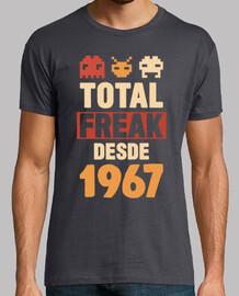monstre total depuis 1967, 53 ans
