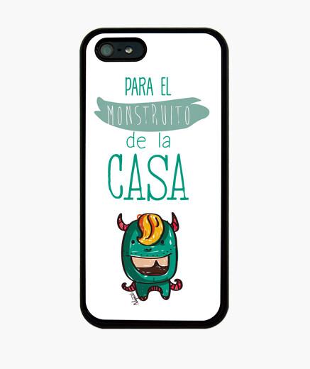Funda iPhone monstruitocasa_flequillo