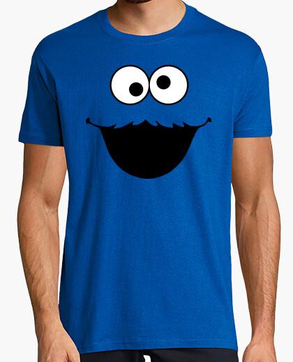 Camiseta Monstruo de las Galletas (Barrio Sésamo)