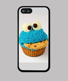 monstruo de las galletas kupcake