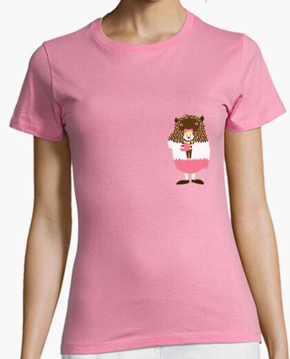 Camiseta Monstruo helado - Chica