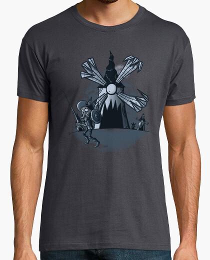 Camiseta Monstruos de Viento