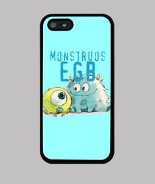 Monstruos EGB