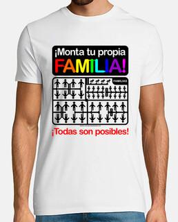 ¡Monta tu propia familia!