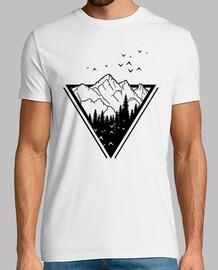 montagnes hipster