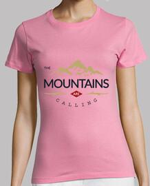 montaña al aire libre