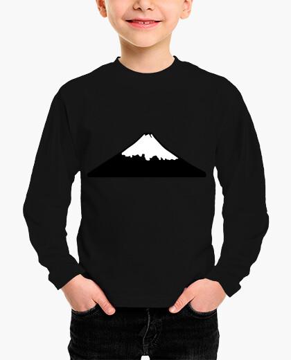 Ropa infantil montaña fuji