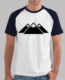 montañas volcán
