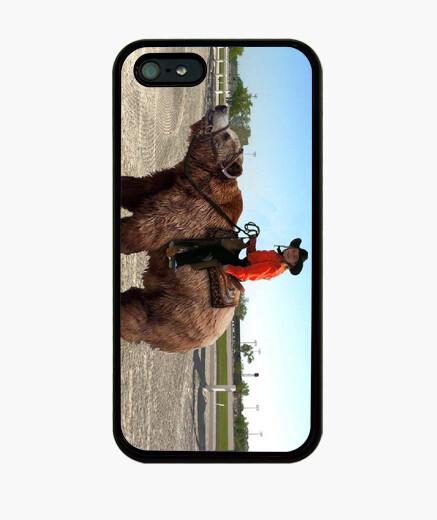Funda iPhone Montando osos