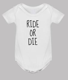 montar o morir / moto / motociclistas
