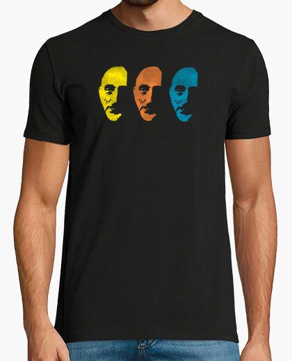 Camiseta monteiro cinemática secuencia arte mode