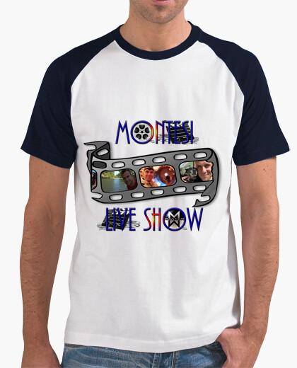 Tee-shirt montesi live show