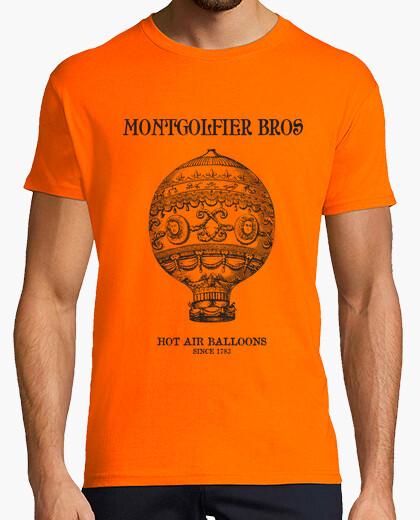 Camiseta Montgolfier Bros