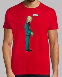 Montgomery Burns Zombie  camisetas friki