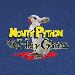 Camisetas Monty Python and The Holy Grail