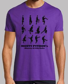 Monty Python Andares Tontos( con título) Silly walks