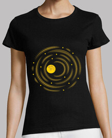 Moon And Stars Dream T-Shirt