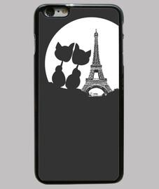 Moon Love Eiffel paris