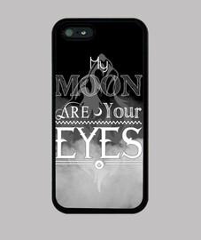 Moon Wolf iPhone 5